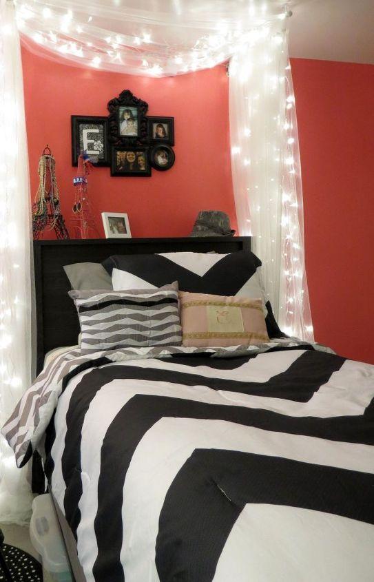 teen girl s bedroom, bedroom ideas, closet, home decor, painting