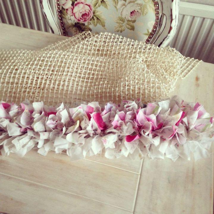DIY Rag Rug By Gemma Cooper