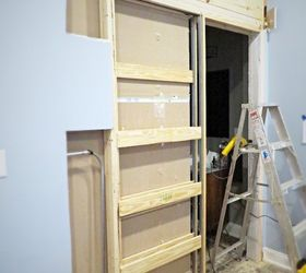 how to destroy your fears install a pocket door diy doors home improvement & How to Destroy Your Fears: Install a Pocket Door   Hometalk Pezcame.Com