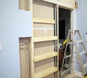Incroyable How To Destroy Your Fears Install A Pocket Door, Diy, Doors, Home  Improvement