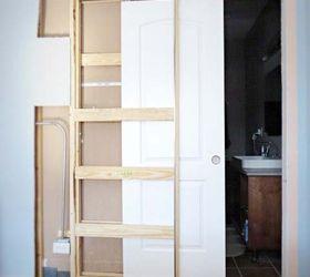 Ordinaire How To Destroy Your Fears Install A Pocket Door, Diy, Doors, Home  Improvement
