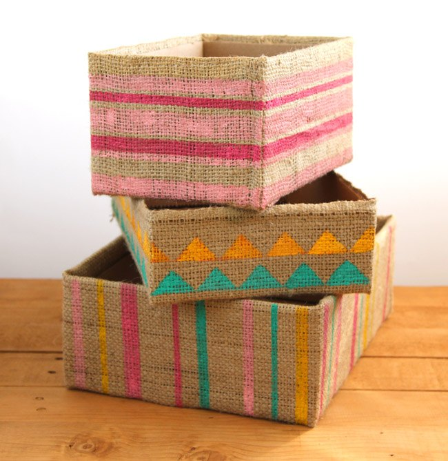 diy storage boxes from up cycled cardboard boxes hometalk