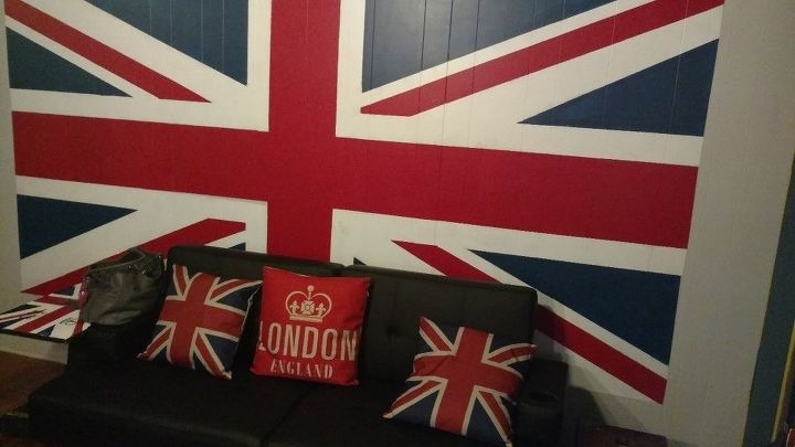 Union Jack Flag Home Decor