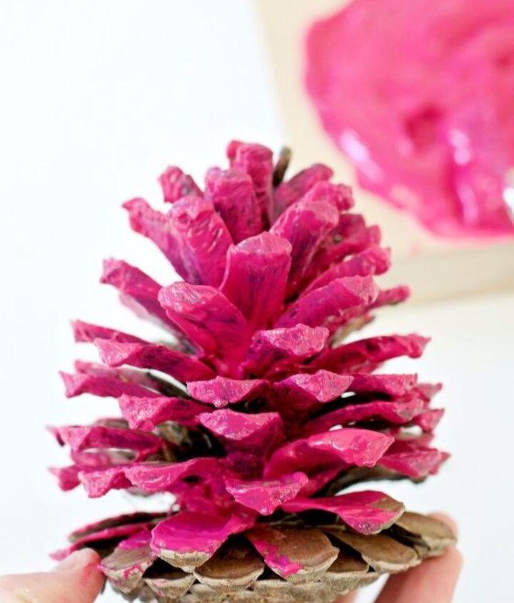 pinecone fairy princess craft, crafts