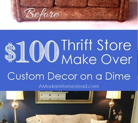 100 couch makeover custom decor on a
