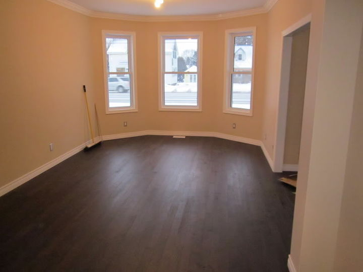 q i need some advice on furniture placement and curb appeal, curb appeal, home decor, home decor dilemma, Living room view from open dining space