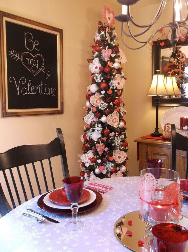 happy valentine s day, home decor, seasonal holiday decor, valentines day ideas