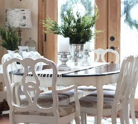 Wonderful Dining Room Table Makeover, Chalk Paint, Dining Room Ideas, Painted  Furniture Photo
