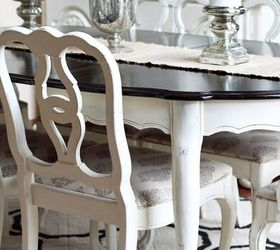 Dining Room Table Refinishing Ideas Part - 15: Dining Room Table Makeover, Chalk Paint, Dining Room Ideas, Painted  Furniture