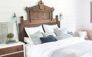 eastlake headboard makeover, bedroom ideas, wall decor