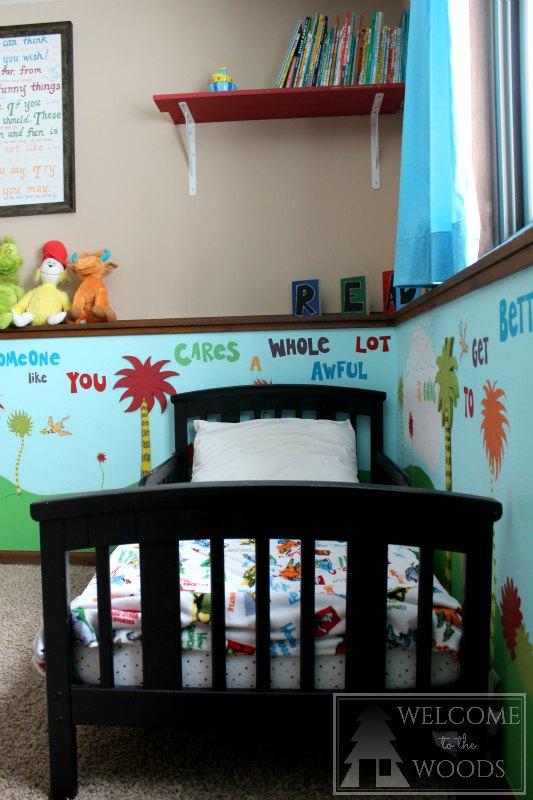 dr seuss children s bedroom kidspace  bedroom ideas  diy  home decor   painted. Dr  Seuss Children s Bedroom  kidspace   Hometalk