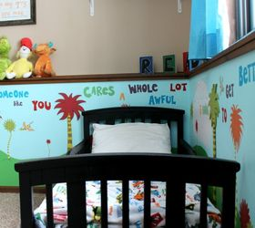 Merveilleux Dr Seuss Children S Bedroom Kidspace, Bedroom Ideas, Diy, Home Decor,  Painted