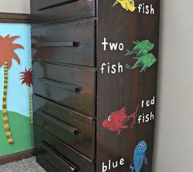 Wonderful Dr Seuss Children S Bedroom Kidspace, Bedroom Ideas, Diy, Home Decor,  Painted
