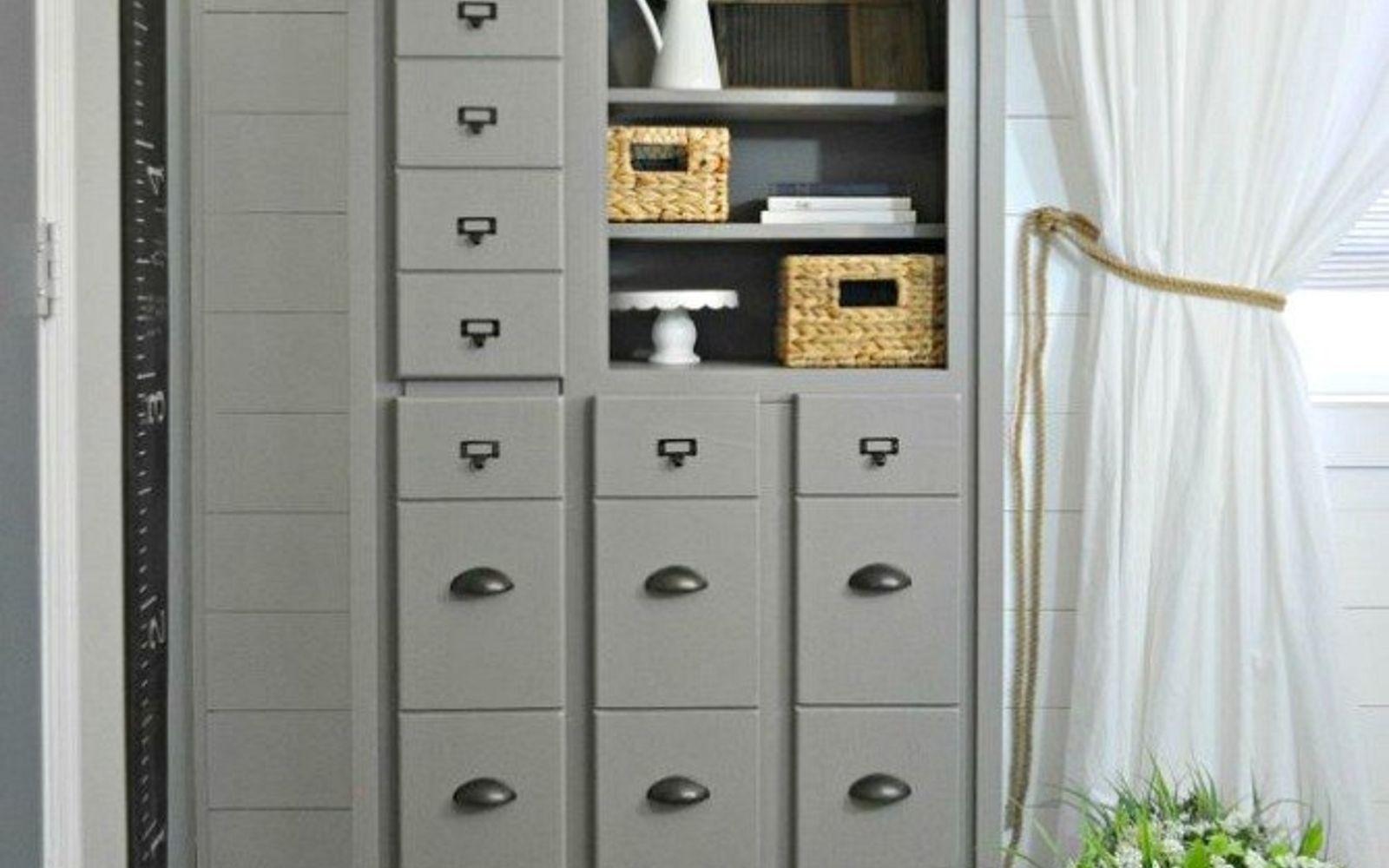 s 9 incredible organizing ideas we wish we d seen sooner, organizing, repurposing upcycling, This brilliant dresser repurpose