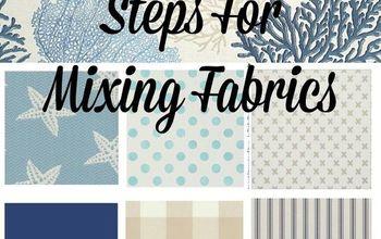 Six Steps To Mixing Fabrics Like A Pro