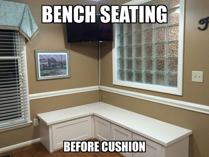 Cool Banquette Bench Seating Before During And After Hometalk Pdpeps Interior Chair Design Pdpepsorg