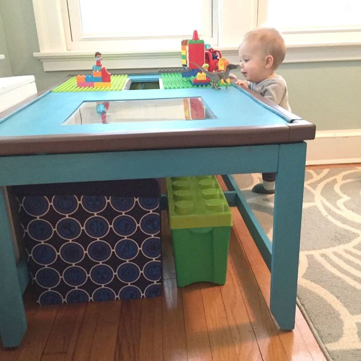 Diy Lego Table Hometalk