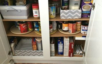 DIY Slide-out Boxes For Pantry Shelf