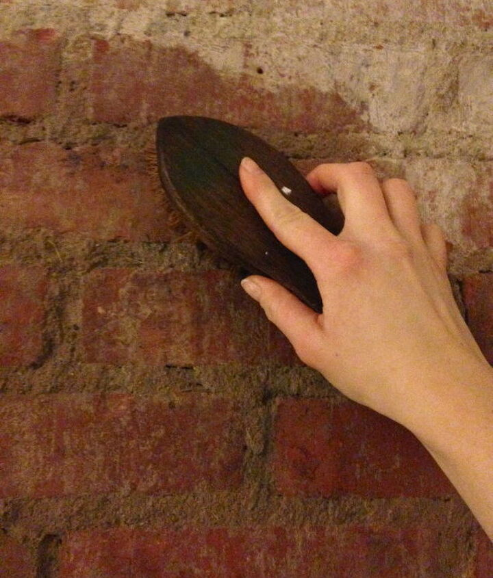 how to white wash brick, concrete masonry, how to, painting