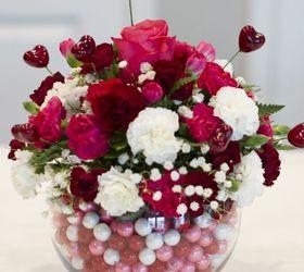 Außergewöhnlich Diy Bubblegum Bowl Valentine Centerpiece, Flowers, Seasonal Holiday Decor,  Valentines Day Ideas