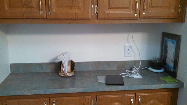 Do You Have A Pencil Create Shiplap Wall Kitchen Backsplash Design