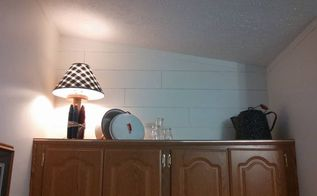 do you have a pencil create a shiplap wall, kitchen backsplash, kitchen design, wall decor