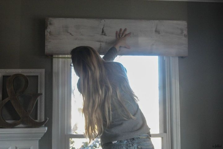 my favorite way to dress a naked window p s it s not curtains, diy, window treatments, windows