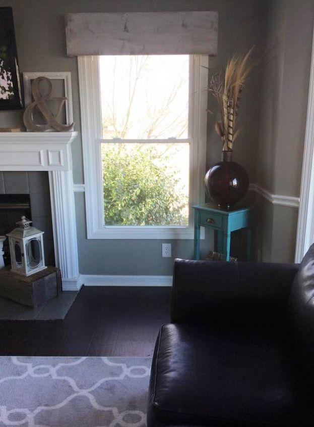 DIY Cornice Boards--The Window Treatment I Didn't Know ...