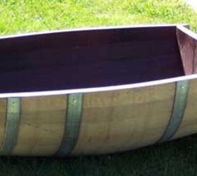 Wine Barrel Coffee Table Hometalk