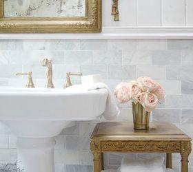 French Cottage Bathroom Renovation Bathroombeautify, Bathroom Ideas