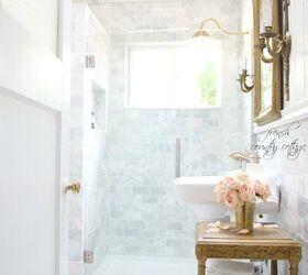 French Cottage Bathroom Renovation Bathroombeautify, Bathroom Ideas Courtney