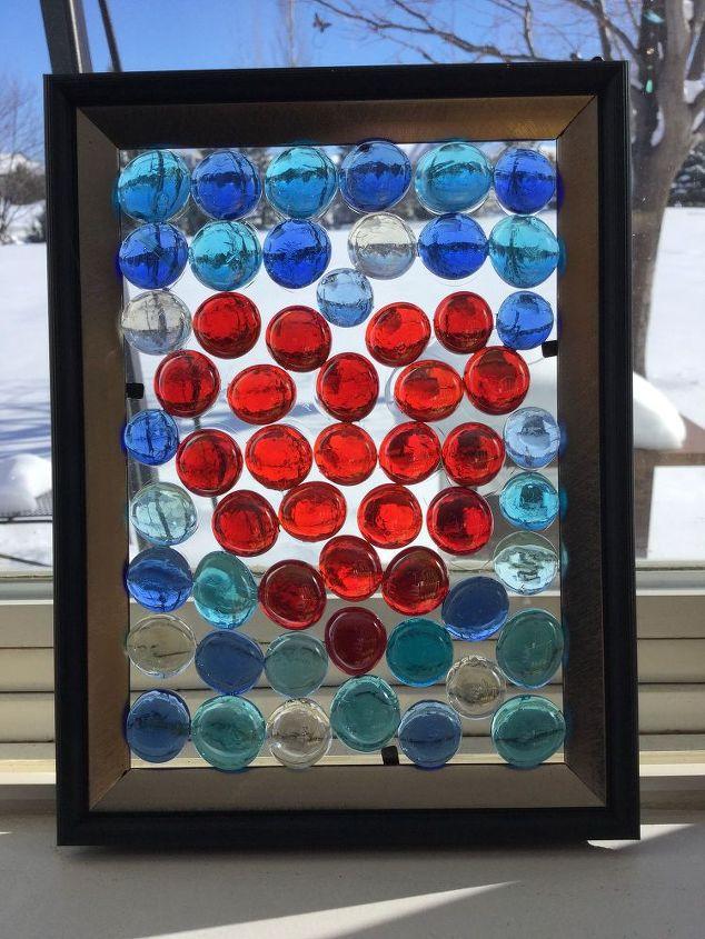 Inexpensive glass gem sun catcher hometalk for Glass jewels for crafts