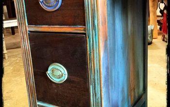 Antique Vanity Refinishing..A $35 Garage Sale Find!