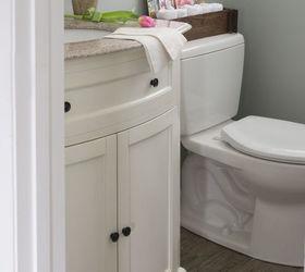 Nice From Dreary To Dreamy Our Half Bath Overhaul, Bathroom Ideas, Home  Improvement