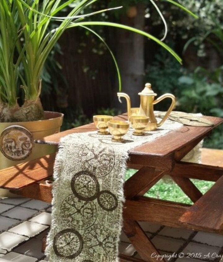 s 12 awesome ideas for gardeners who are impatient for spring, gardening, Make some furniture for a new fairy garden