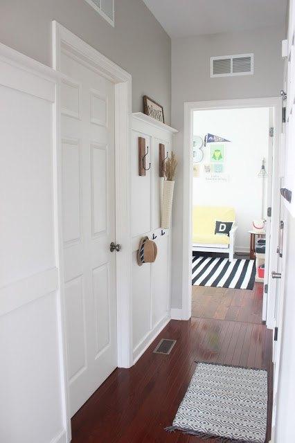 DIY Board And Batten Coat Rack Wall Hometalk Enchanting Diy Wall Coat Rack