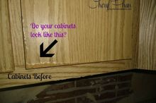 do your kitchen cabinets look like this, kitchen cabinets, kitchen design, painting