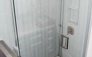 main bathroom renovation part 2 reveal, bathroom ideas, diy, home improvement