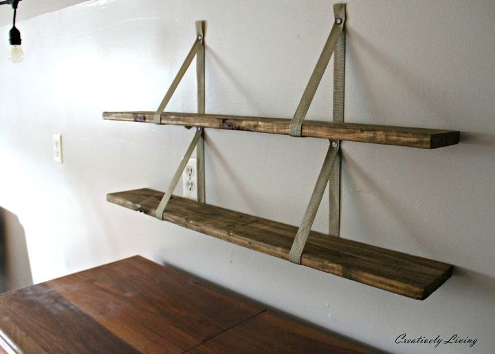 DIY Wood Pallet Shelves Hometalk