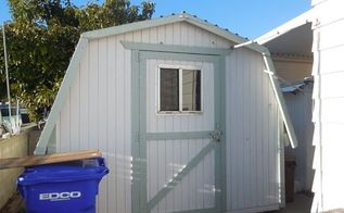q free insulation ideas for 10x10 shed cheap decorating ideas, home improvement, hvac, small bathroom ideas