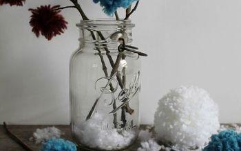 How To Make A Snowball Pom-Pom