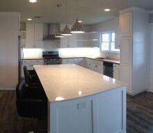 my diamond in the rough, kitchen design, kitchen island, painted furniture
