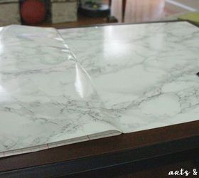 Diy Faux Marble Coffee Table Makeover Tutorial, Painted Furniture