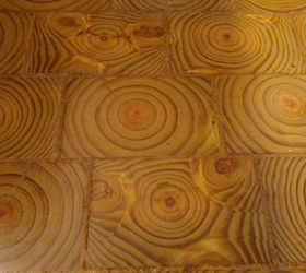 I Made An End Grain Wood Floor From Scratch And Saved Myself 4000, ...
