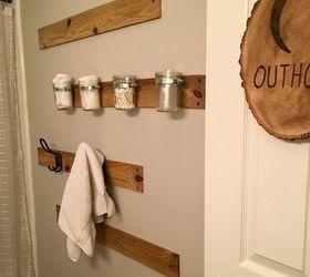 Outhouse Themed Bathroom Hometalk