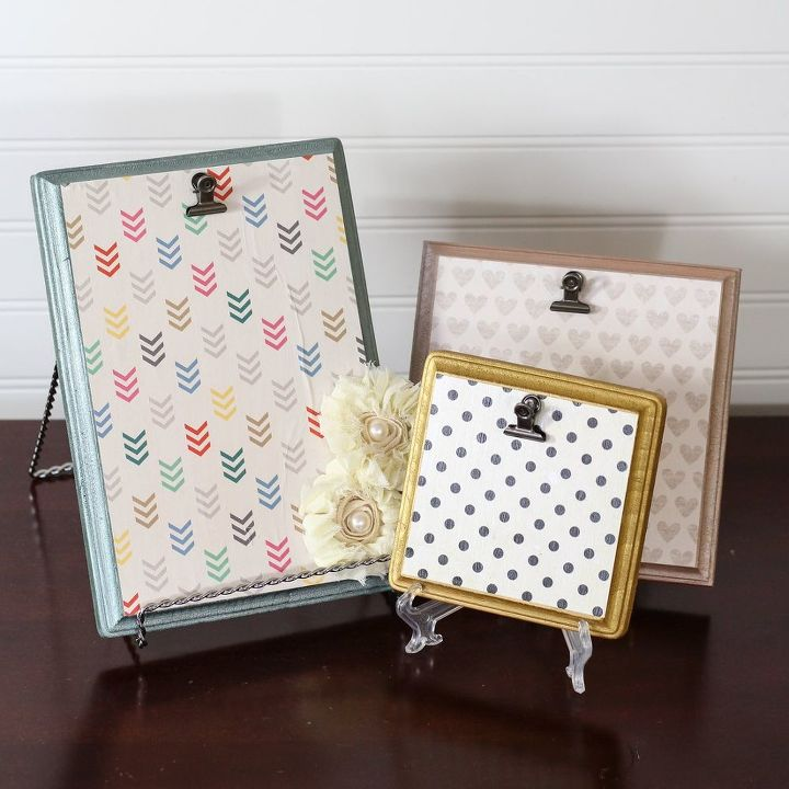 easy diy wood plaque picture frames crafts decoupage how to - Wooden Picture Frames To Paint