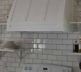 how i built a range hood cover diy kitchen design woodworking projects