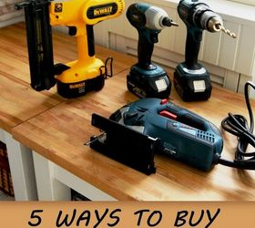 Tools for Less
