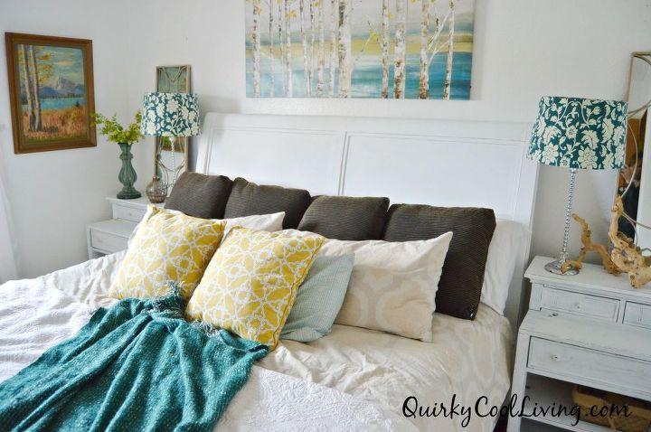 Small Eclectic Bedroom | Hometalk