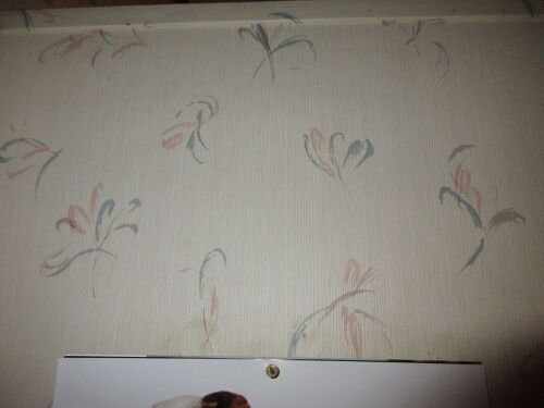 I Want To Try Using An Enamel Paint Cover Some Ugly Vinyl Wallpaper Any Tips Other Than Clean Thoroughly First
